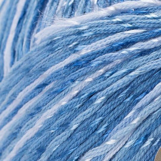 Yarnart Summer Mavi Ebruli El Örgü İpi - 127