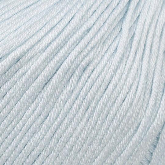 La Mia Mercerized Cotton Bebe Mavi El Örgü İpi - 79