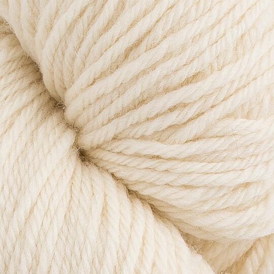 La Mia Natural Wool Krem El Örgü İpi - H1