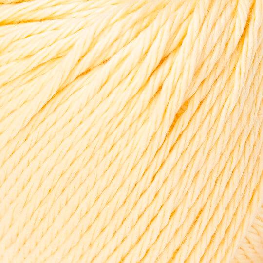 La Mia Pastel Cotton Sarı El Örgü İpi - L060