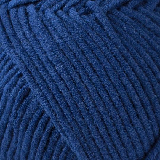 YarnArt Jeans Plus Mavi El Örgü İpi - 54