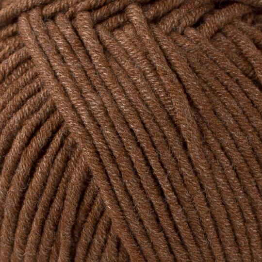 YarnArt Jeans Plus Kahverengi El Örgü İpi - 70