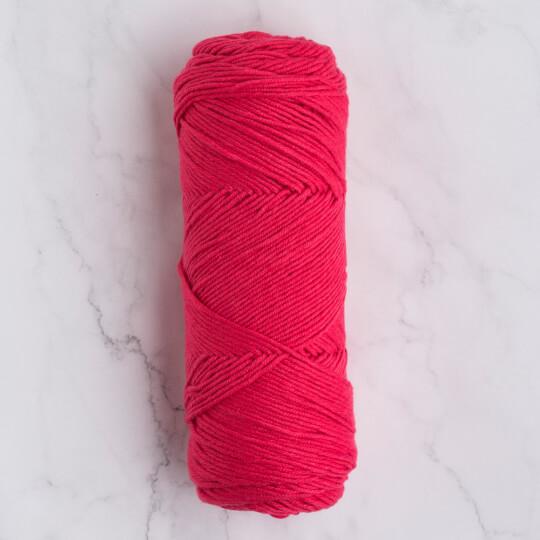 La Mia Baby Cotton Fuşya El Örgü İpi - L030