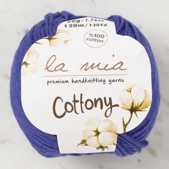 La Mia Cottony Mor Bebek El Örgü İpi - P27