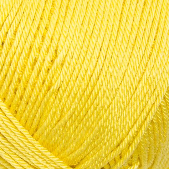 La Mia Silky Sarı El Örgü İpi - L011