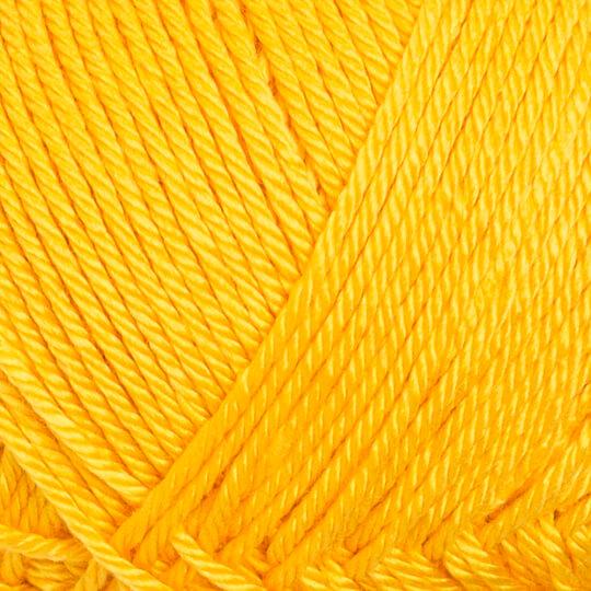 La Mia Silky Hardal Sarı El Örgü İpi - L003