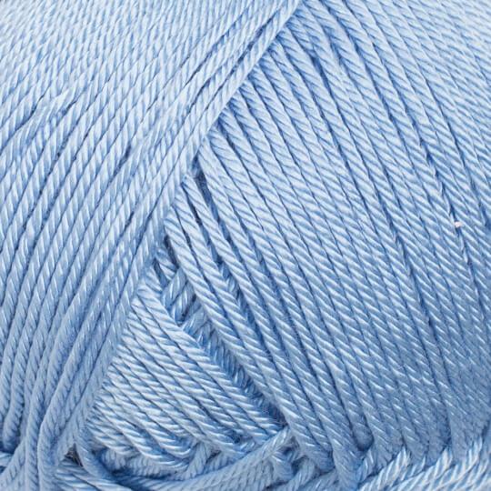 La Mia Silky Mavi El Örgü İpi - L022