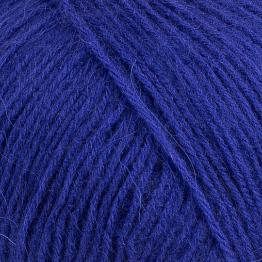 Kartopu Angora Natural Menekşe Mavisi El Örgü İpi - K1624