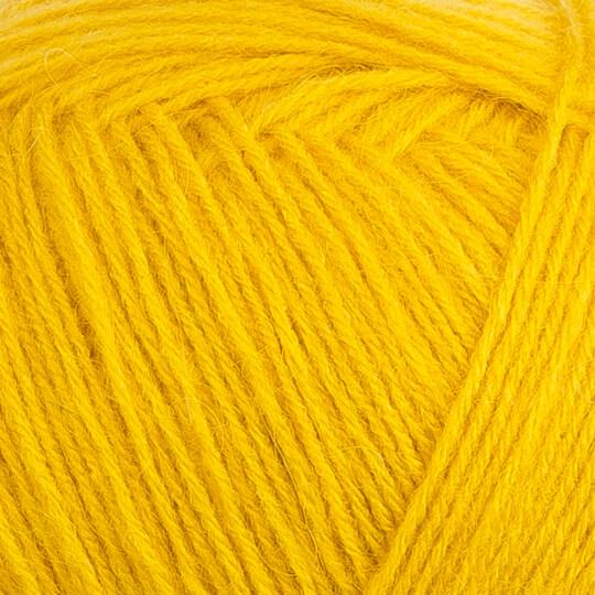 Kartopu Angora Natural Sarı El Örgü İpi - K1321