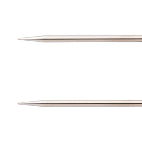 ChiaoGoo Knit Red 4,50 mm 100 cm Paslanmaz Çelik Misinalı Şiş - 6040-7