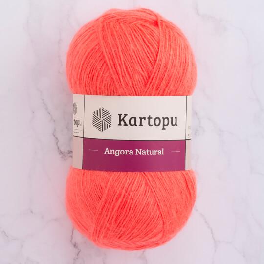 Kartopu Angora Natural Turuncu El Örgü İpi - K1212