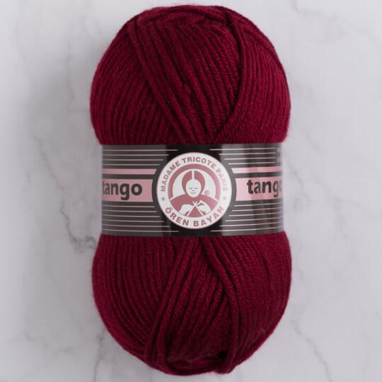 Örenbayan Tango Bordo El Örgü İpi - 35-1771