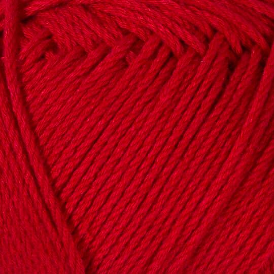 Kartopu Bambu Kırmızı El Örgü İpi - K125