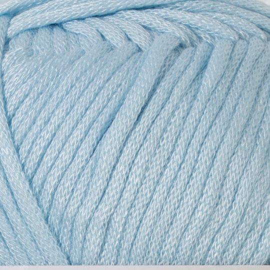 Kartopu Pure Viscose Açık Mavi El Örgü İpi - K540