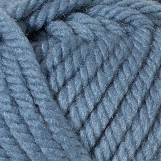 Kartopu Tempo Mavi El Örgü İpi - K644