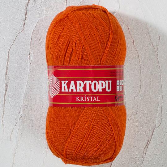 Kartopu Kristal Turuncu El Örgü İpi - K267