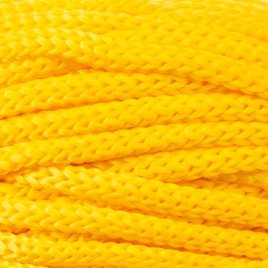 Loren XL Makrome Sarı El Örgü İpi - R002