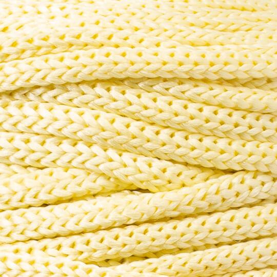 Loren XL Makrome Sarı El Örgü İpi - R039