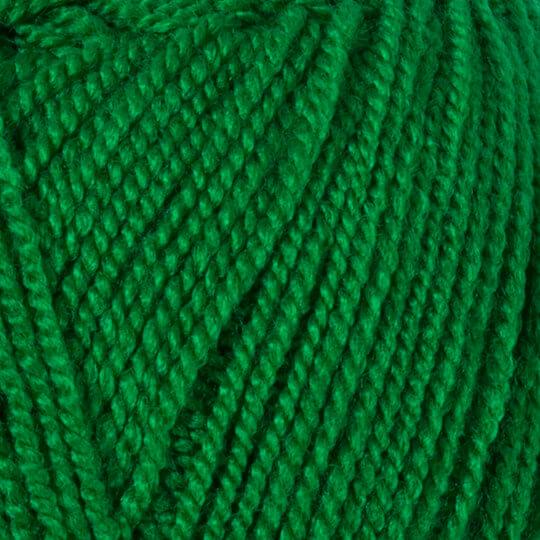 Kartopu 5'li Paket Süper Perle Çimen Yeşili El Örgü İpi - K416