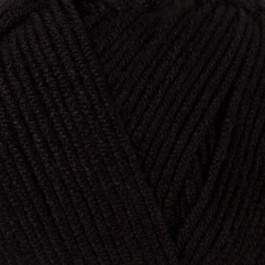 Kartopu Baby One Siyah Bebek Yünü - K940