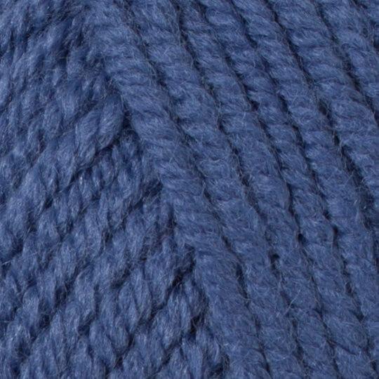 Kartopu Cozy Wool Mavi El Örgü İpi - K1533