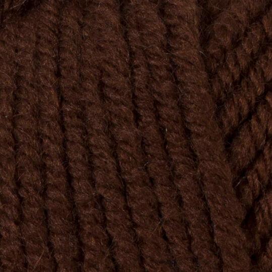 Kartopu Cozy Wool Koyu Kahverengi El Örgü İpi - K890
