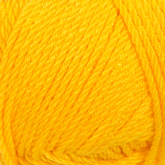 La Mia Diamond Hardal Sarısı El Örgü İpi - L003