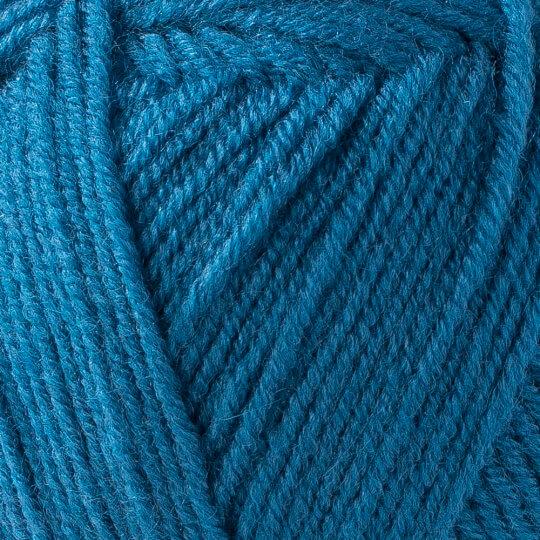 Kartopu Cozy Wool Sport Petrol Mavi El Örgü İpi - K1467