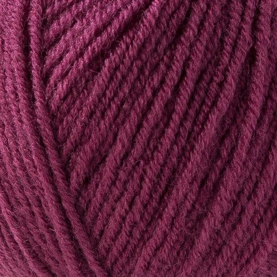 Kartopu Cozy Wool Sport Mürdüm El Örgü İpi - K1723