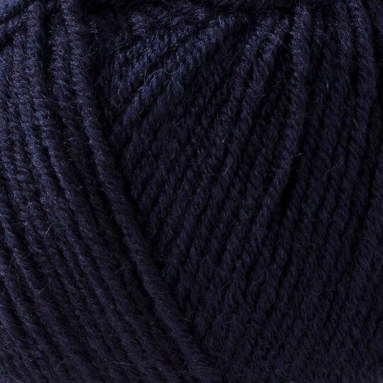 Kartopu Cozy Wool Sport Lacivert El Örgü İpi - K630