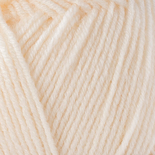 Kartopu Cozy Wool Sport Krem El Örgü İpi - K025