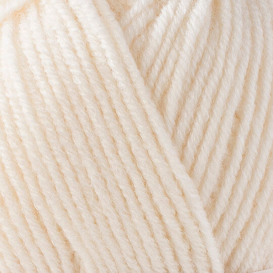 Kartopu Elite Wool Krem El Örgü İpi - K025