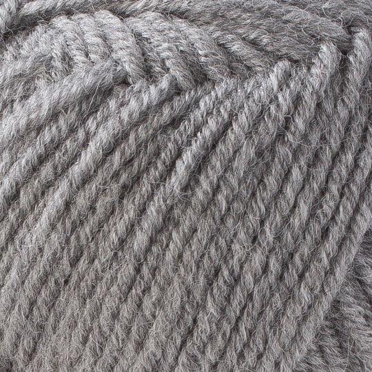 Kartopu Elite Wool Gri El Örgü İpi - K1001