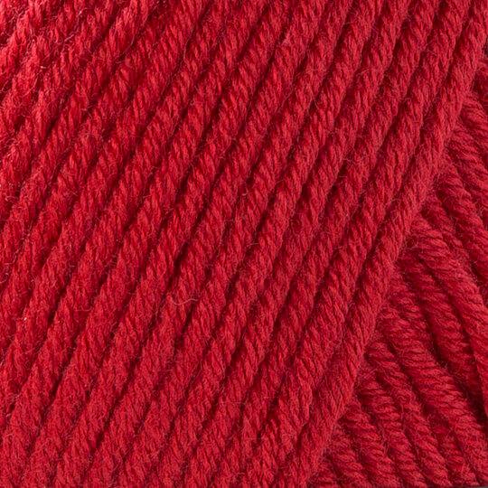 Kartopu Baby Natural Kırmızı Bebek Yünü - K125