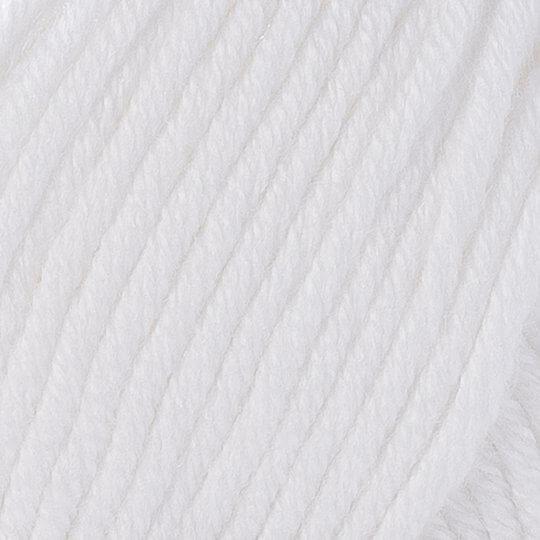 Kartopu Baby Natural Kar Beyaz Bebek Yünü - K010
