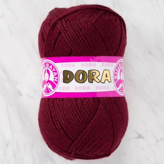 Örenbayan Dora Bordo El Örgü İpi - 035