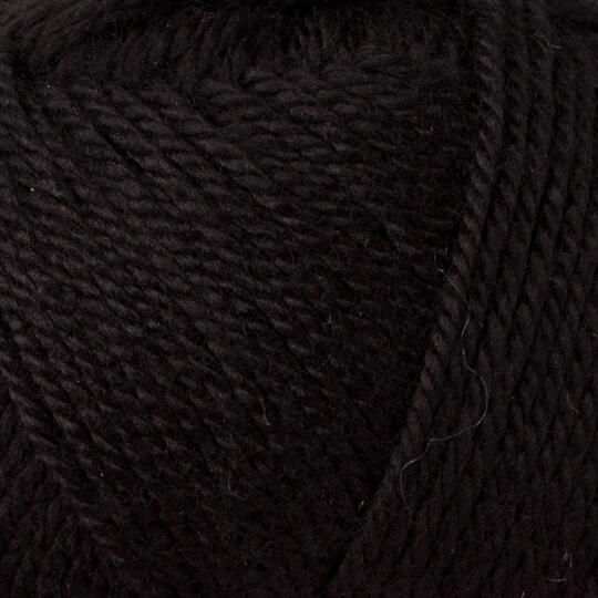 Örenbayan Dora Siyah El Örgü İpi - 999