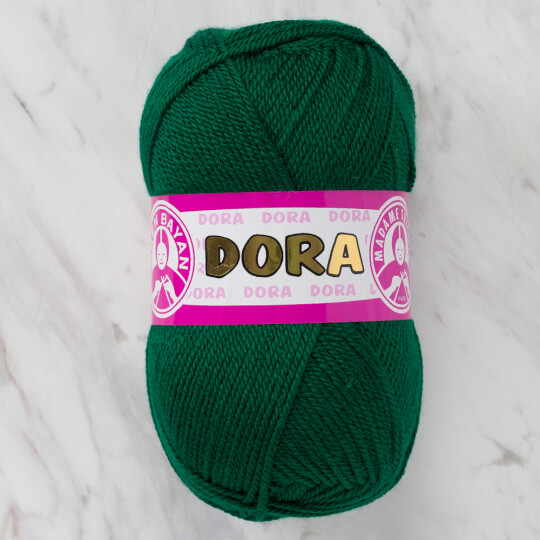 Örenbayan Dora Yeşil El Örgü İpi - 068