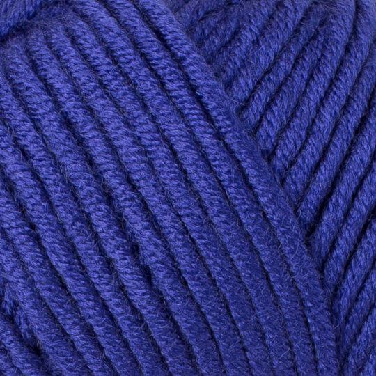 Kartopu No:1 Menekşe Mavisi El Örgü İpi - K1624