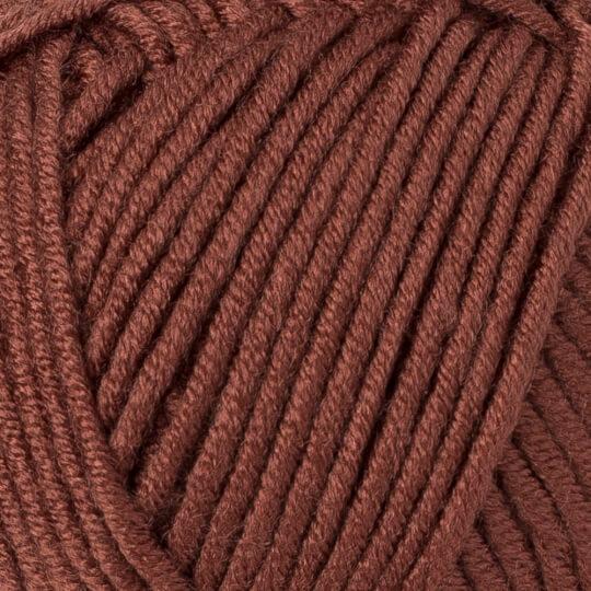 Kartopu No:1 Kahverengi El Örgü İpi - K1892