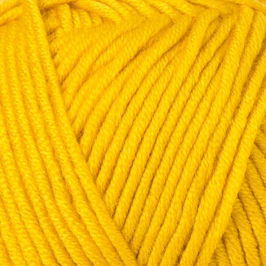 Kartopu No:1 Hardal Sarısı El Örgü İpi - K1321
