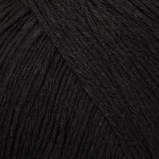 Loren Natural Baby Siyah El Örgü İpi - R004