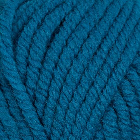 Kartopu Elite Wool Grande Petrol Mavisi El Örgü İpi - K1467