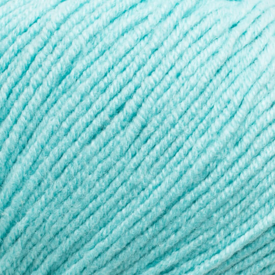Kartopu Amigurumi Mavi El Örgü İpi - K551