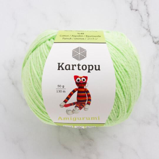 Kartopu Amigurumi Yeşil El Örgü İpi - K1437