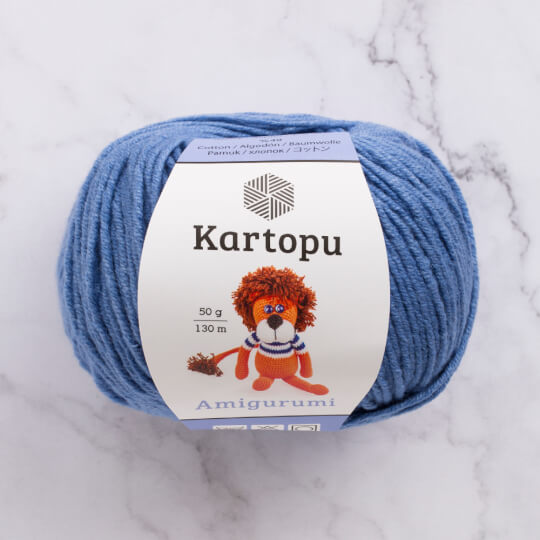Kartopu Amigurumi Gül Kurusu El Örgü İpi - K763 - Hobium | 540x540