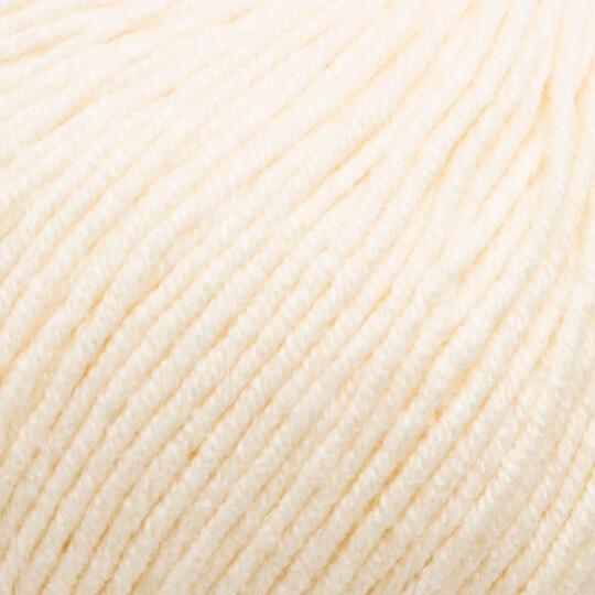 Kartopu Amigurumi Krem El Örgü İpi - K025