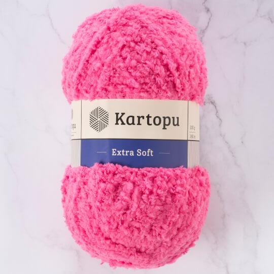 Kartopu Extra Soft Fuşya Bebek Yünü - K737