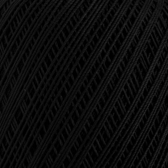Yarnart Violet Siyah Dantel İpi - 999