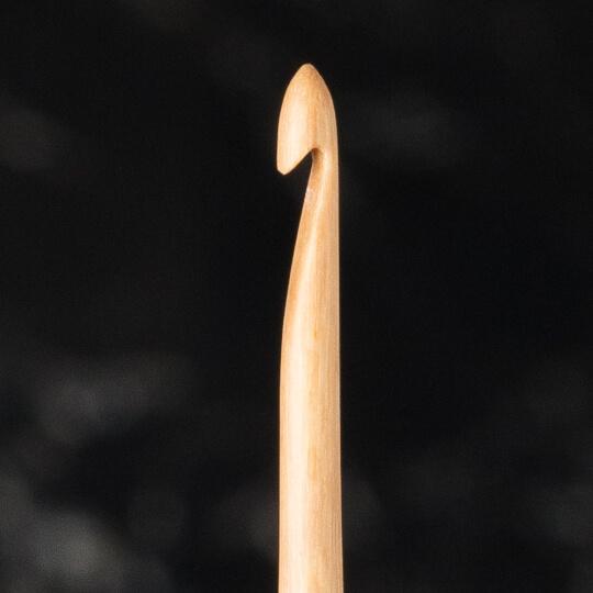 La Mia Whitewood 3.5 mm 15.5 cm Ahşap Yün Tığ